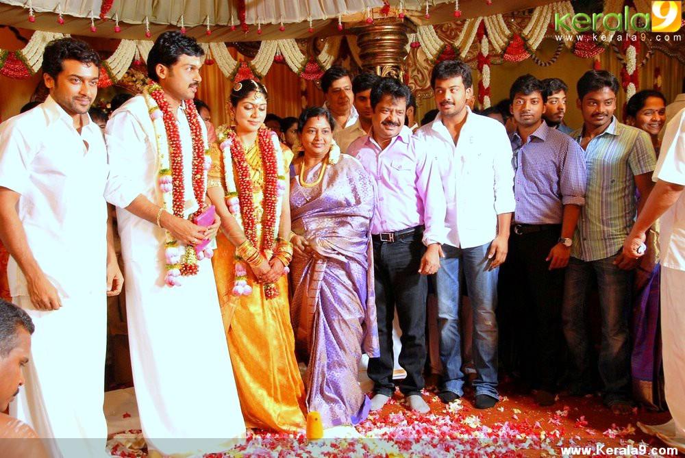 Karthi Sivakumar Marriage