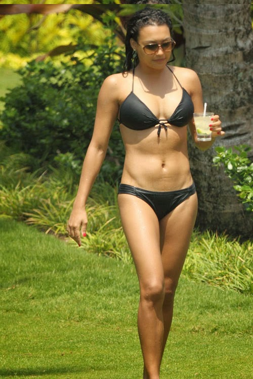 Naya Rivera Hot Bikini Body
