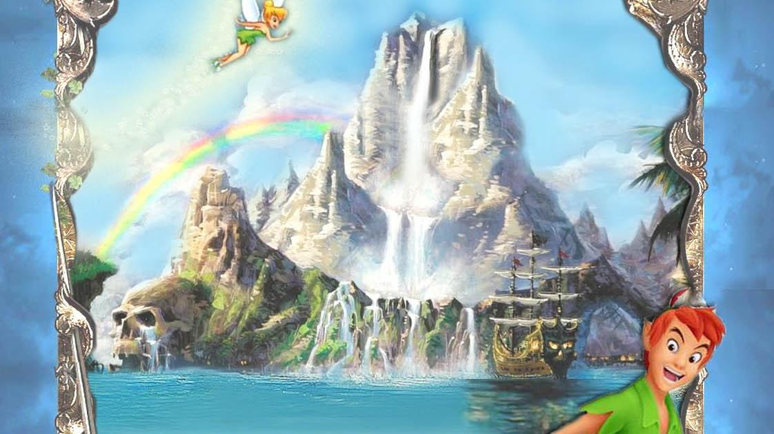FREE Kids Party Invitations Peter Pan Printable Invitation