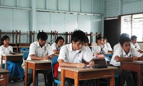 malaysian classroom