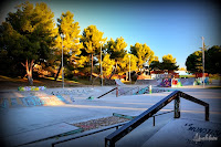 Los cuatro parques. Parque de la Chopera. Leganes. Abuelohara