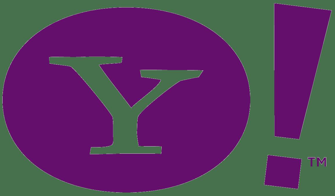 Popular Website Logos Yahoo! is most popular web
