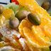 la ricetta dell' insalata creativa e depurativa
