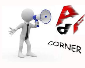 ADF Corner - In cerca di te!