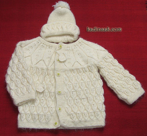 Knitting Patterns For Babies : free knitting pattern: free baby knitting