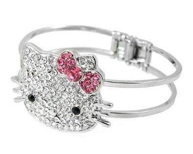 Kitty Bangles Bracelet 2013