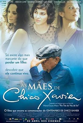 TRAILER DO FILME: AS MÃES DE CHICO XAVIER