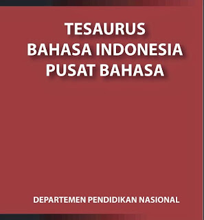 buku sinonim dan antonim bahasa Indonesia