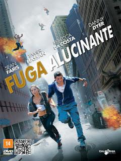 Fuga Alucinante DVD-R