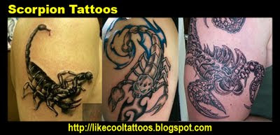 symbolic meaning of scorpion tattoos like cool tattoos. Black Bedroom Furniture Sets. Home Design Ideas