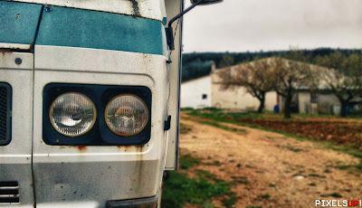 Antigua furgoneta Avia en Venta Gaeta