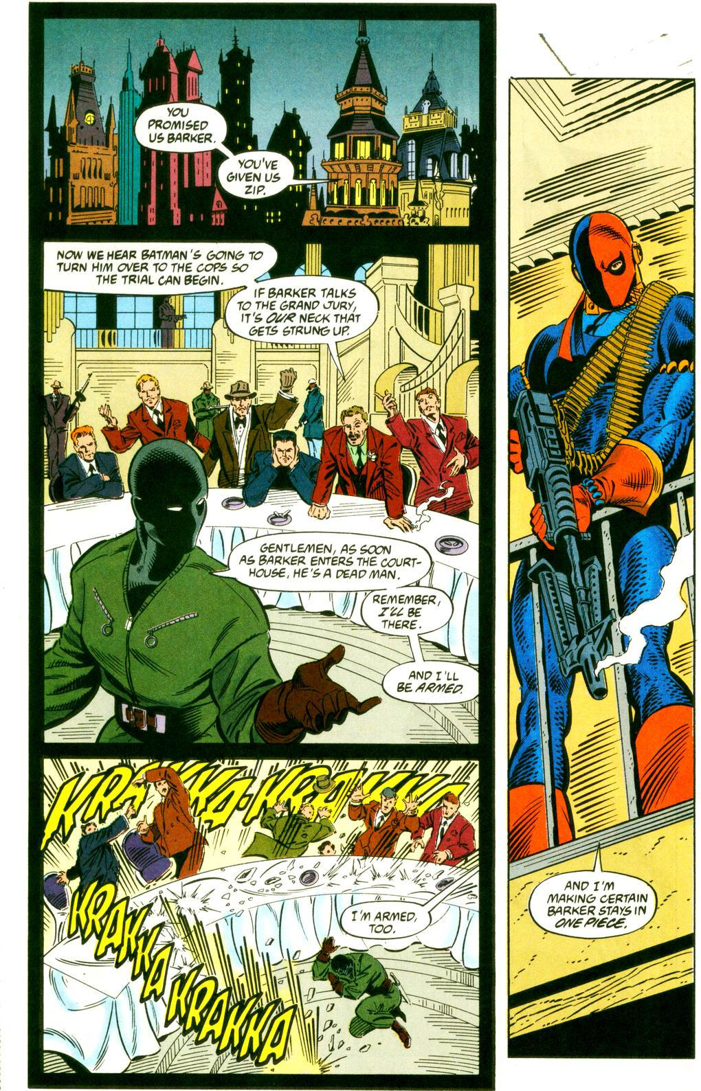 Deathstroke (1991) Issue #9 #14 - English 16