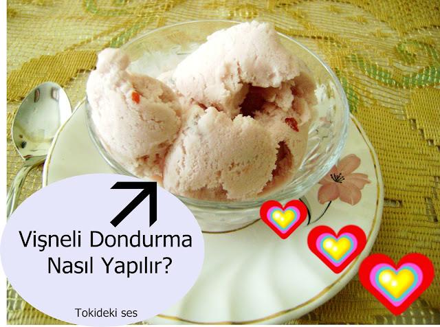 Vişneli Dondurma