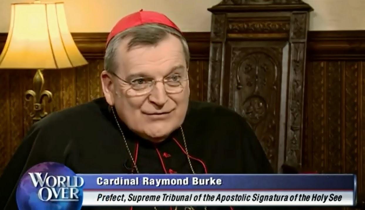 Raymond Kardinaal Burke