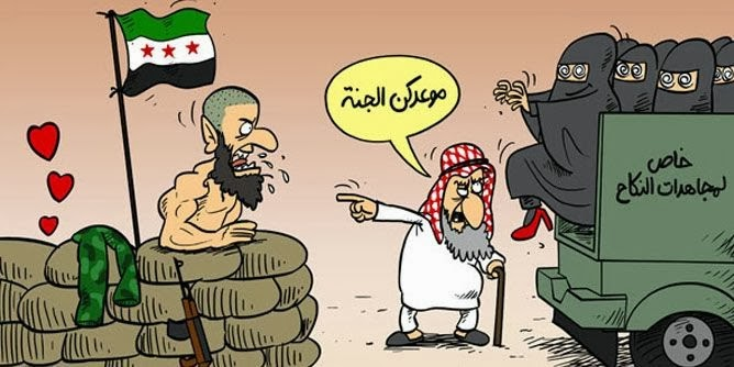 Inilah Salafi Takfiri