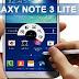 Phablet Samsung Galaxy Note 3 Lite | Spesifikasi dan Harga