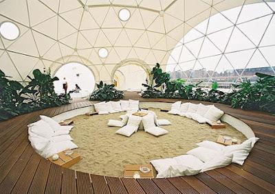 Domo Geodésico - forma perfeita de Buckminster Fuller
