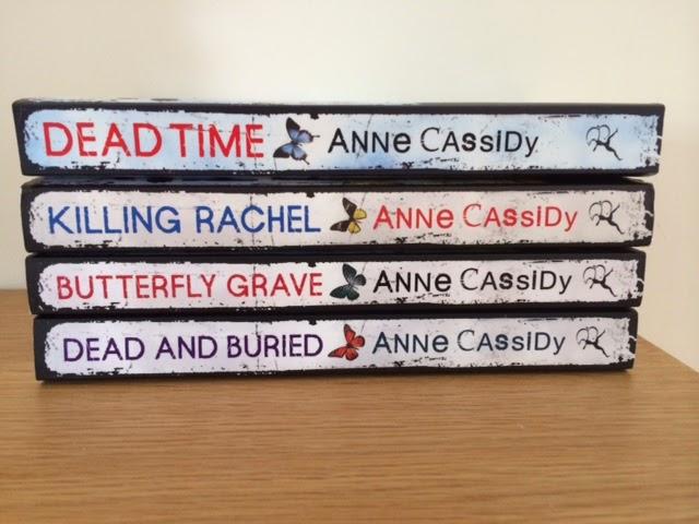 An Awfully Big Blog Adventure Box Set Books Anne Cassidy