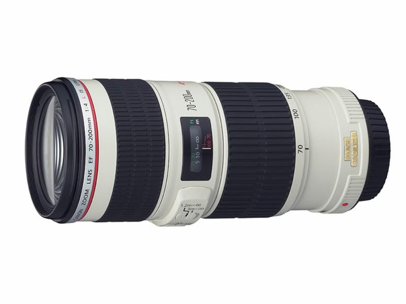 Harga dan Spesifikasi Lensa Canon EF 70-200mm f/4L IS USM Terbaru