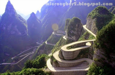 Jalan Gerbang Besar Cina