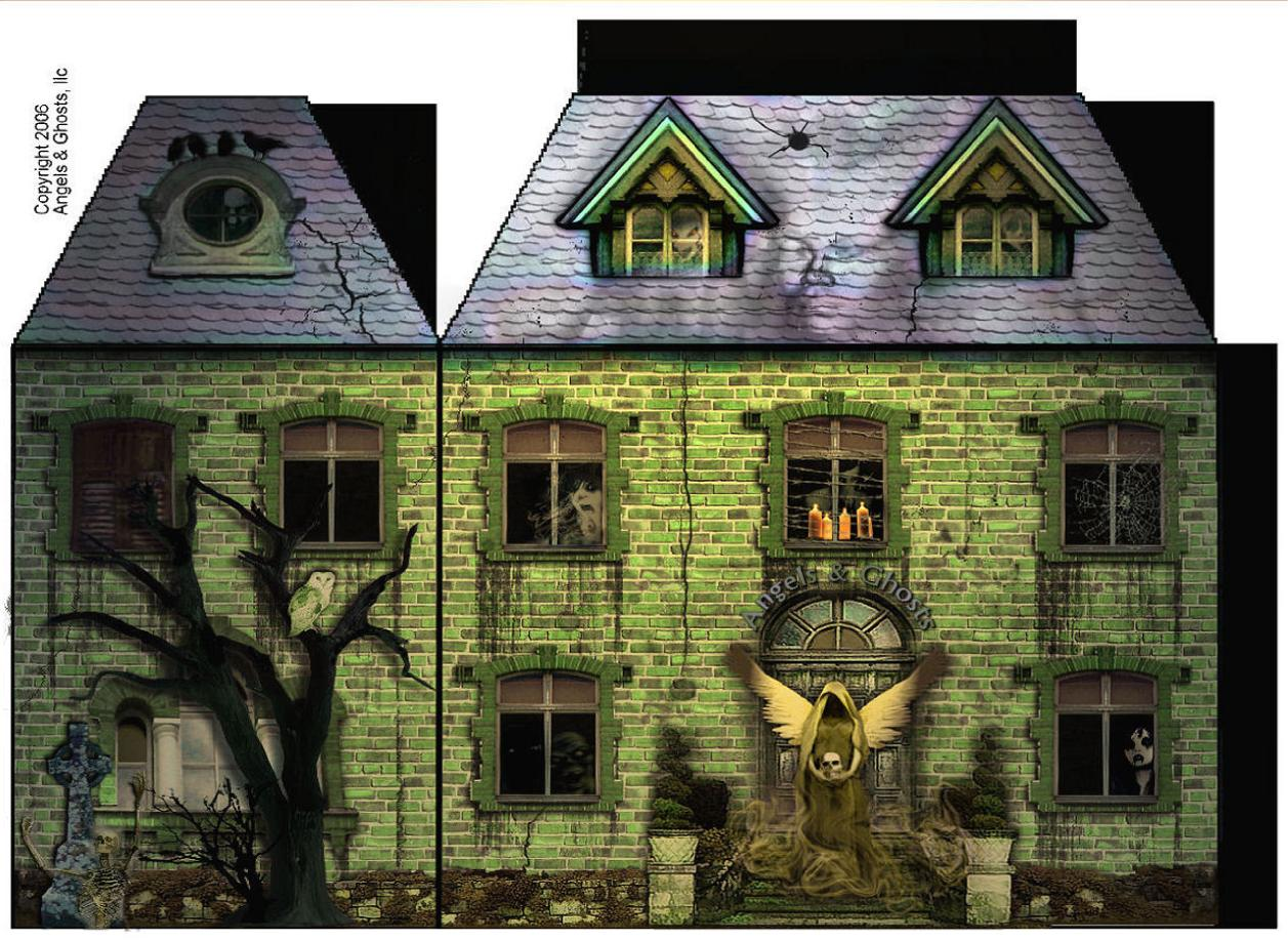 A visit to a haunted house essay