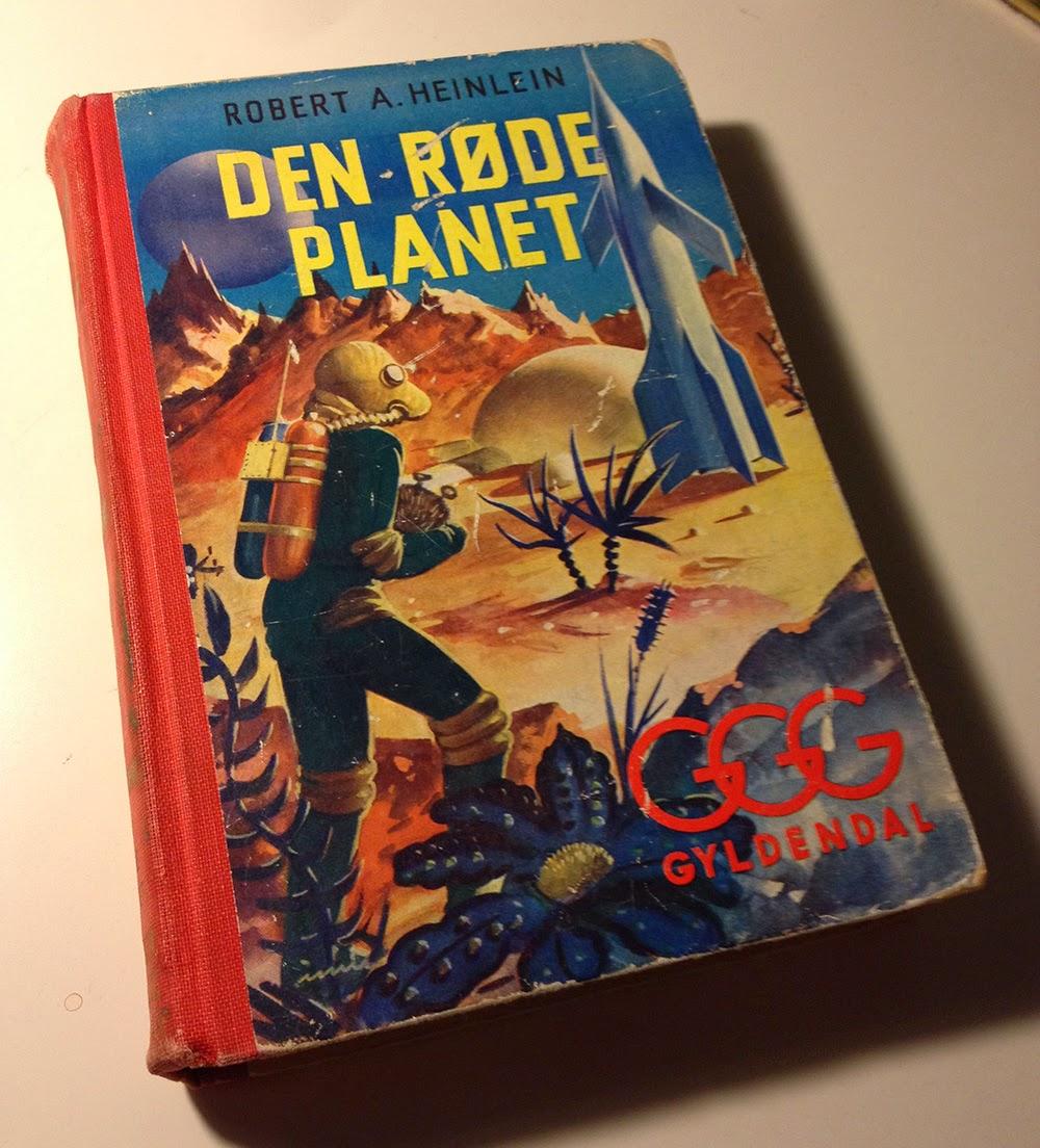 Robert A. Heinlein - Den røde planet
