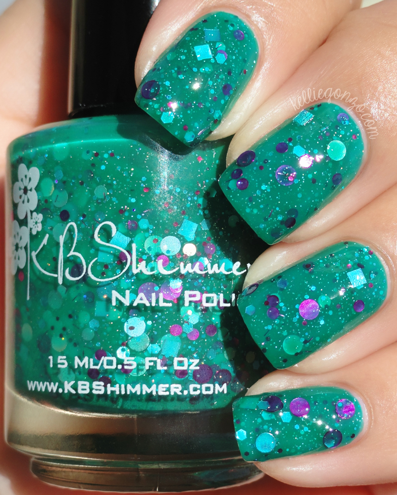 KBShimmer - Sea You Around | kelliegonzo