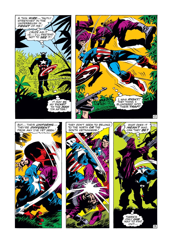 Captain America (1968) Issue #125 #39 - English 13