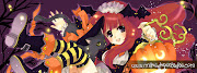 Portadas para- Halloween Anime Bruja y gato negro portadas para facebook halloween anime bruja gato negro