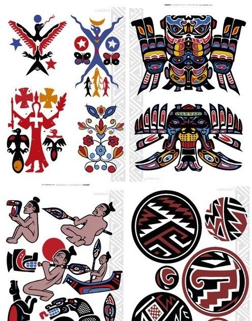 Tattoos Expert Chippewa Indian Symbols Tattoo