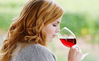 woman drink red Wine - Can We Claim Our Own Female Sexual Desires