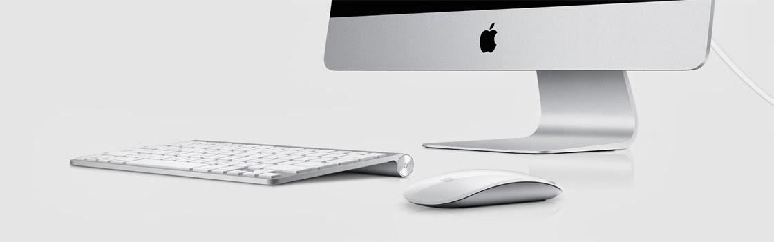 Низ у iMac 21,5