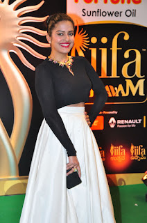 Vishaka Singh sizzling at iifa day 2 016.JPG