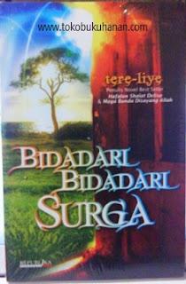 buku novel bidadari-bidadari surga tere liye