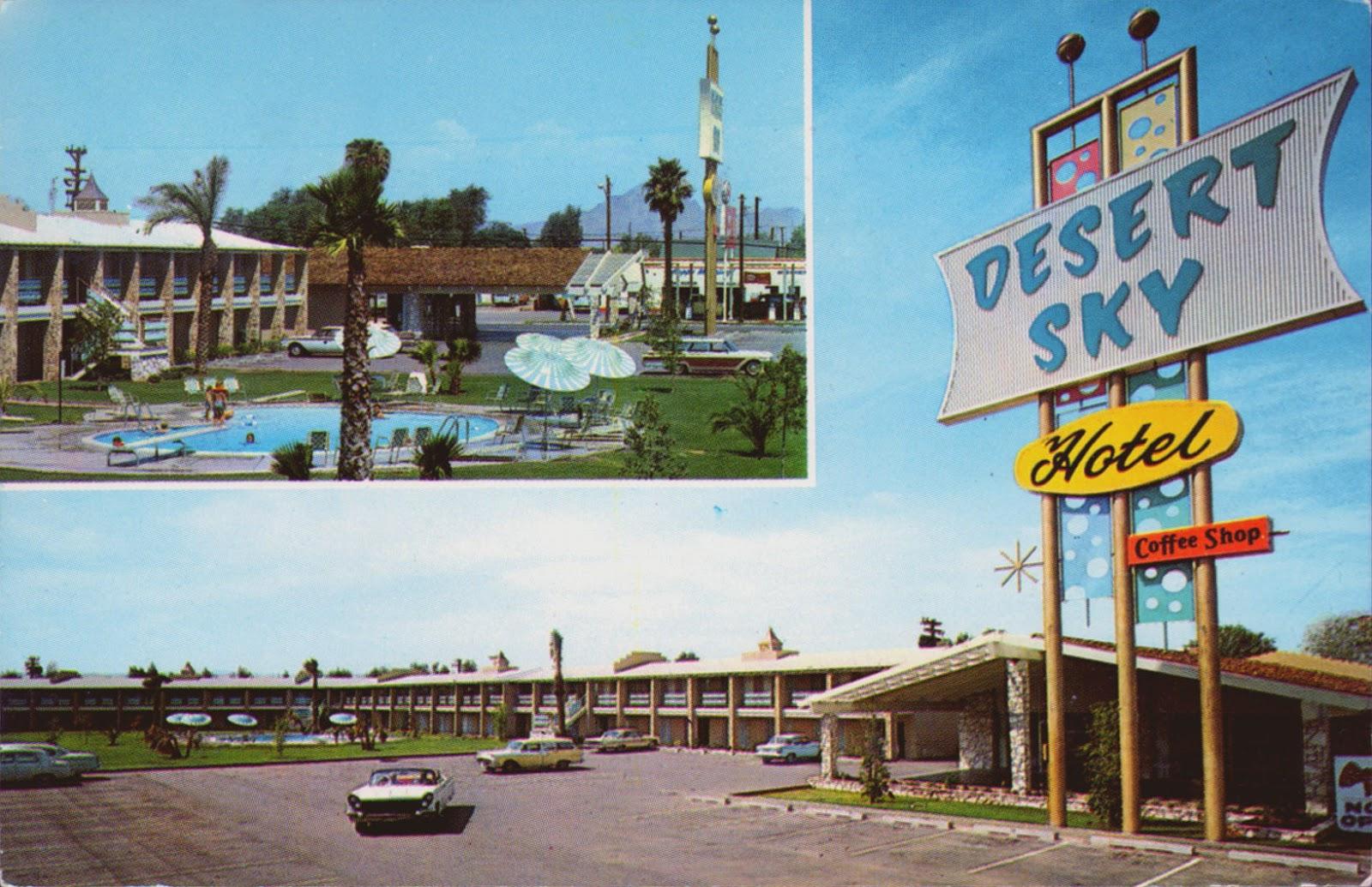 Neat stuff blog vintage phoenix arizona for Hotels 85016