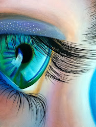 my eye painting