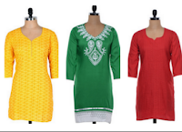 Women's Kurti upto 70% off from starting Price Rs. Rs. 204 Only – Snapdeal