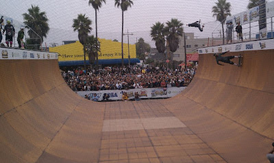 The first Generations Of Skate at Venice Beach: Tony Hawk, Andy Macdonald, Mitchie Brusco, Kevin Staab, Sandro Dias, Paul-Luc Ronchetti, Cab, PLG, Elliot Sloan, Sergie Ventura, Lincoln Ueda, Adam Taylor