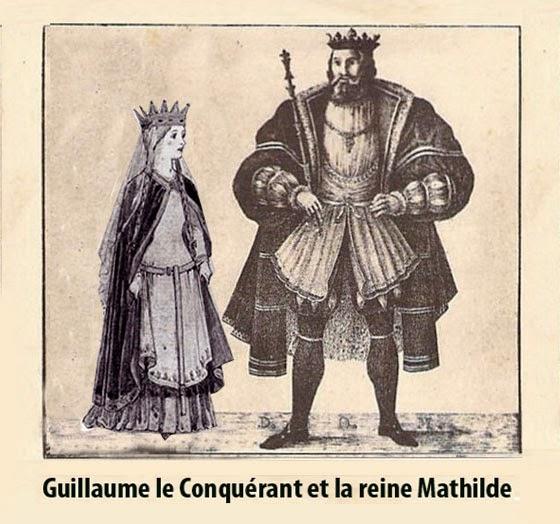 Femmes en col re et autres futilit s la reine mathilde - Qu est ce que la tapisserie de bayeux ...