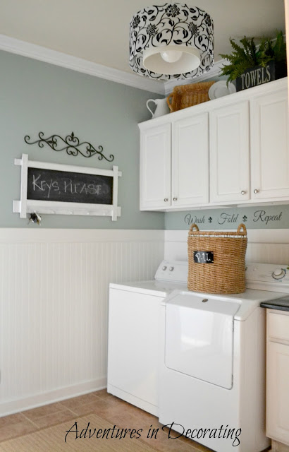Benjamin moore favorite paint colors blog - Paint colors for laundry room ...
