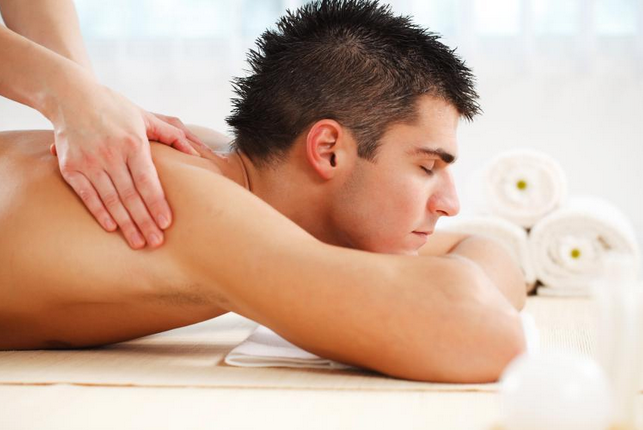 Oil Body Massage Benefits
