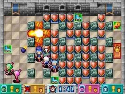 Baixar Bomberman land 3 ps2   baixar grátis torrent
