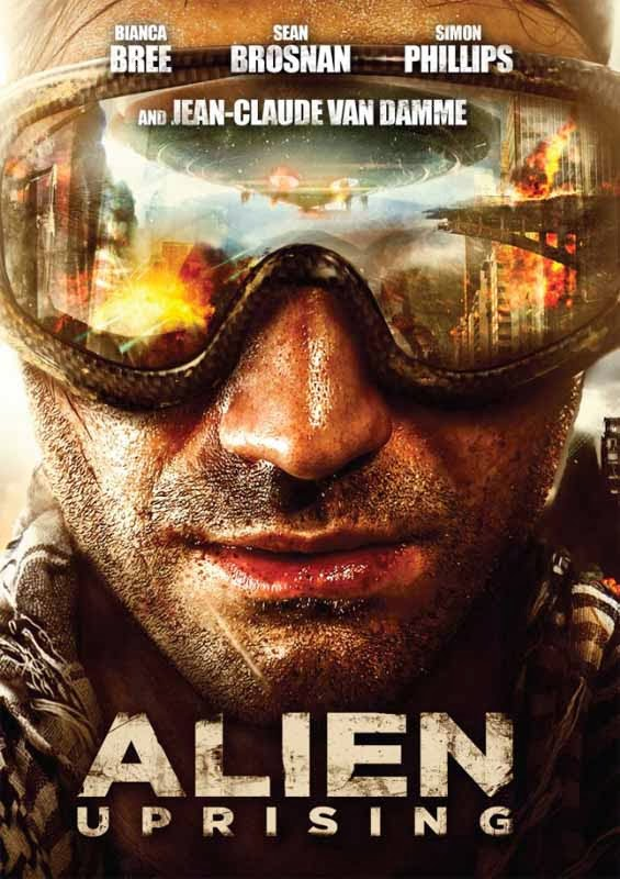 Download - Alien Uprising – BRRip AVI + RMVB Legendado ( 2013 )