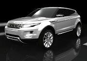 2011 Land rover lrx. Land Rover LRX. 2011 Land rover lrx