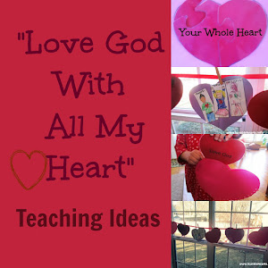 Teaching Ideas For When Hearts Are All Around
