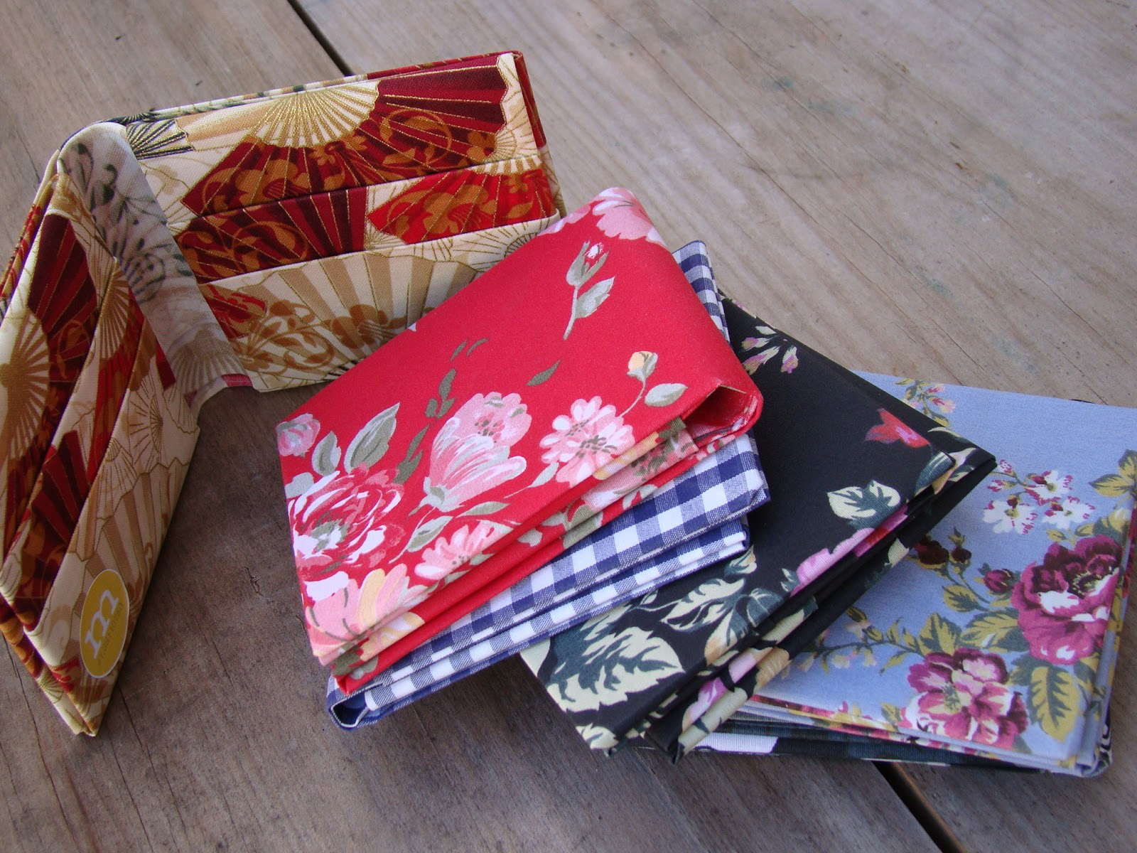 Bolsa Em Origami De Tecido : Carteiras de origami em tecido meemo origamis
