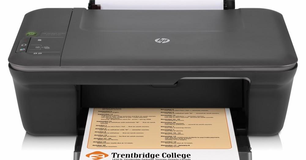 Драйвер для принтера hp deskjet d2460 скачать