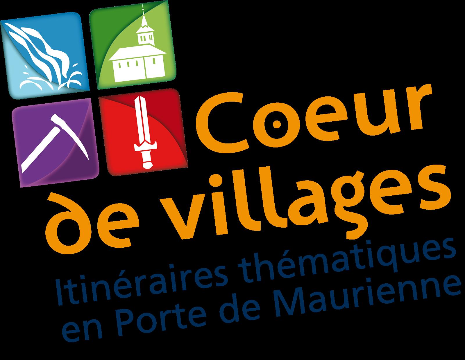 Projet Coeur de Villages - 4 itinéraires thématiques pour la Communauté de Communes Porte de Maurie