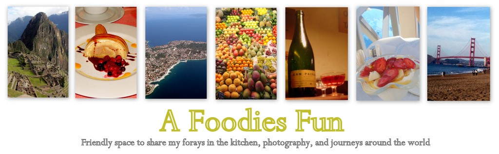 A Foodies Fun