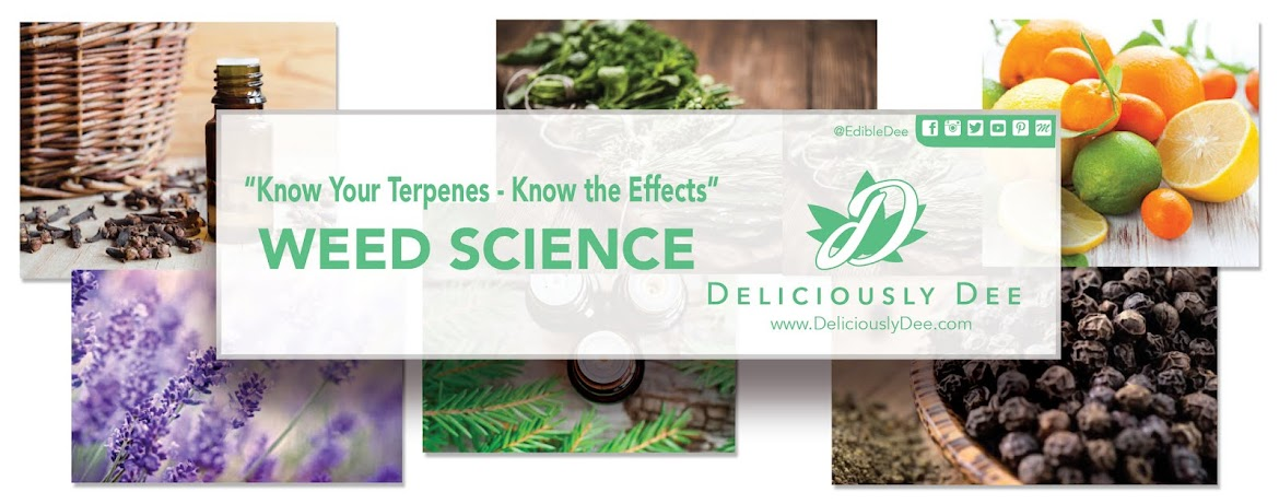 WEED SCIENCE  -  Know Your Terpenes